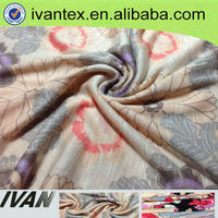 slub no spandex 100% viscose yarn fabric