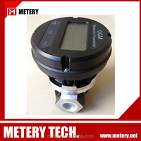 High accuracy palm oil flow meter