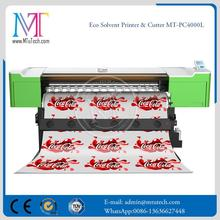 with dx7 Print Heads Knife Coated Substrate white ink inkjet printer