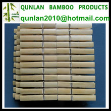 Natural Bamboo Clothes Pegs