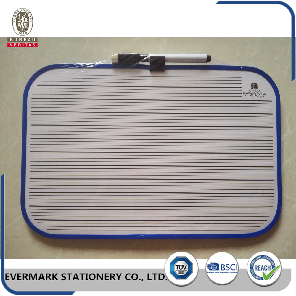 20*30CM Double Sided magnet Whiteboard Mini Whiteboard Portable Whiteboard For Kids Stundent
