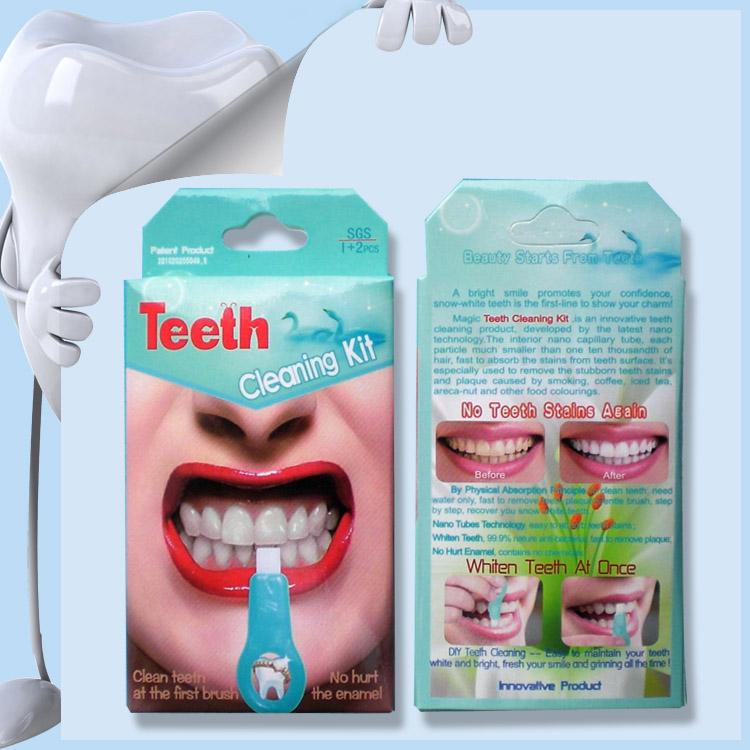 Приложение для отбеливания зубов