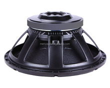 18 inch pa speaker subwoofer with 250mm magnet 1000w rms speakers