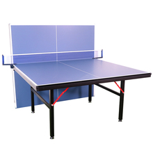 Customized Logo and Wholesales Cheaper Indoor Game Sports Table Tennis Table
