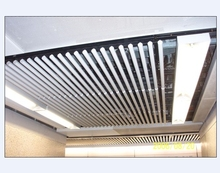 NEW lath tiles for main ceiling surrounding/ceiling gap panel