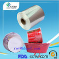 clear pof shrink wrap with perforation