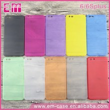 0.3mm PP Phone Case For iPhone 6 Invisible Ultra thin Matte Frosted case for iPhone 7 7Plus