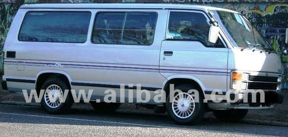 Used HIACE VANS, HILUXES ,LAND CRUISER Vehicles