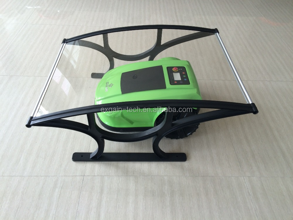 Robot Lawnmower Docking Station Rain Cover,Easy Installation within 3min