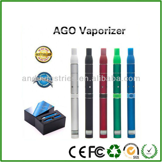 e-cigatette portable dry herb vaporizer ago g5, best seller in US market. Specifications: Diameter: 14mm