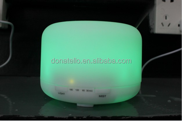 USB Ultrasonic Oil Diffuser / Aromatherapy Essential Oil Diffuser / Electric USB Diffuser Aroma