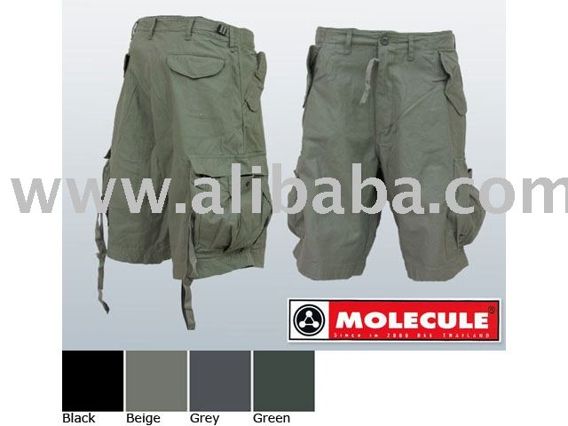 Molecule Plain Shorts