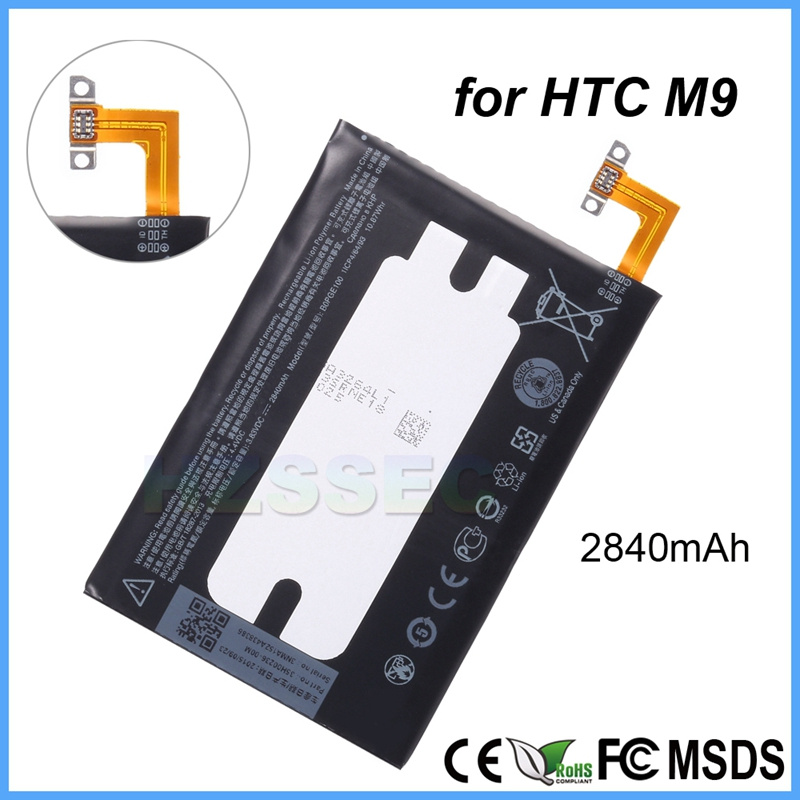 China Wholesale Supply 3.7V Used Cell Phones Li-ion Battery For HTC One M9 M9+ One M9 Plus