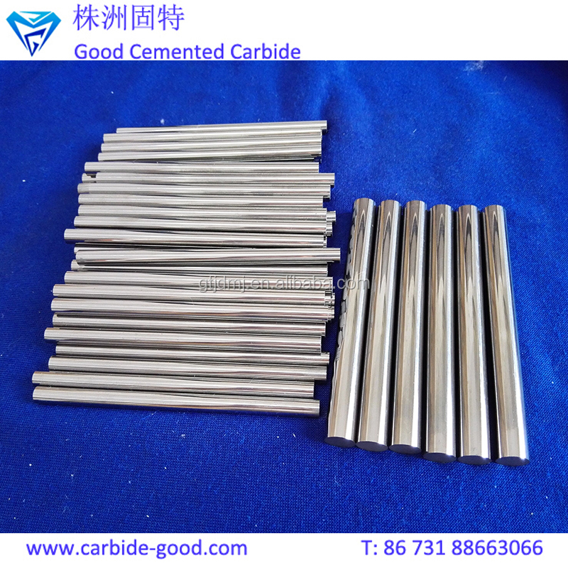 Iso Grades hard Alloy K20 Round Rod Carbide Cemented for Marking Machinery Tool Parts