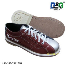 2016 New Style Hot Sale Dexter Leather Bowling Shoes