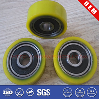Car auto air conditioning tensioner bearing wheel