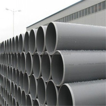 Low temperature large schedule 80 pvc drain pipe
