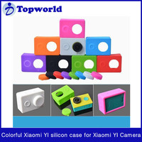 wholesale accessories for xiaomi yi camera case for xiaomi yi silicon case xiaomi camera