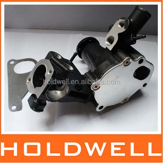 HOLDWELL Water Pump 129004-42001 129508-42001 129001-42002 with water pipe