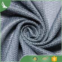 wear-resisting carbon brushed fabric Propene Polymer stripe fabric for clothes