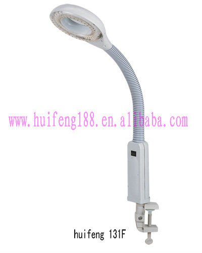 2013 hot sale beauty equipment cool light magnifying lamp HF-131F