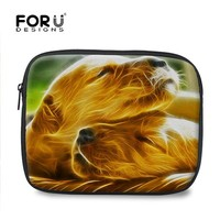 Beautiful Sublimation Feminine Teenage Laptop Bag 11.6