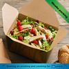 take away box food containers packaging vegetable salad box