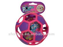 child toy plastic bounce puzzle ball