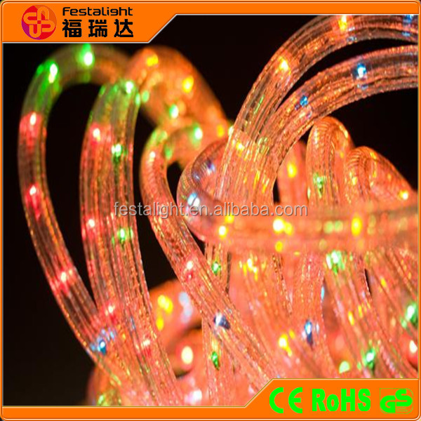china wholesale christmas decoration rope lights