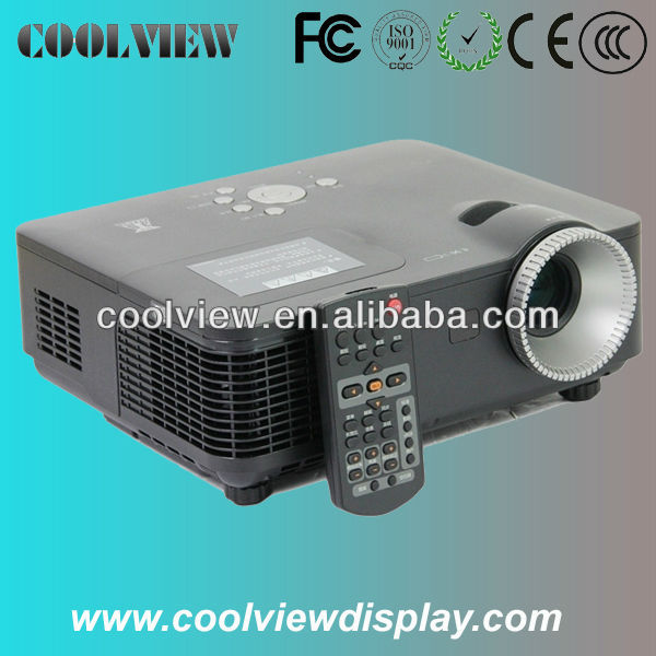 CE 3500 lumens XGA best video projector