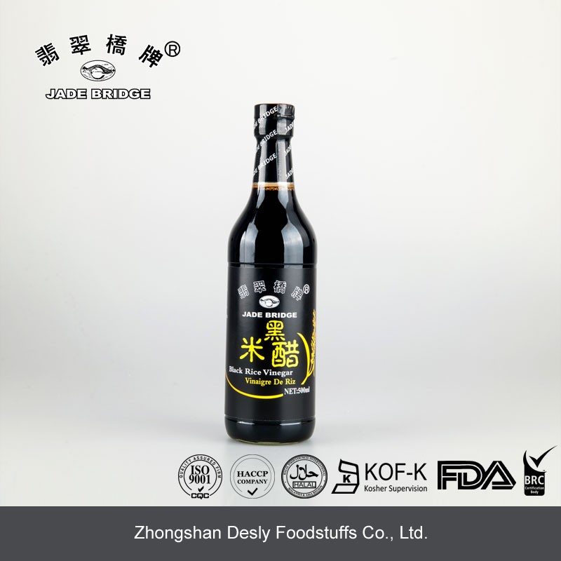 500ml chinese food distributors tasty vinegar
