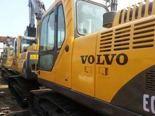 Used VOLVO EC210BLC 2013y with good price