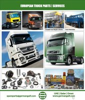 MERCEDES, MAN,VOLVO TRCUK PARTS (MAHLE,EUROCAMBI,HENGST,WABCO,DT,SACHS)