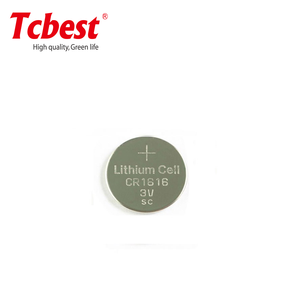 2016 3V CR2016 / CR1616 / CR2032 / CR2025 / CR2450 /CR2477 lithium button battery cell with solder