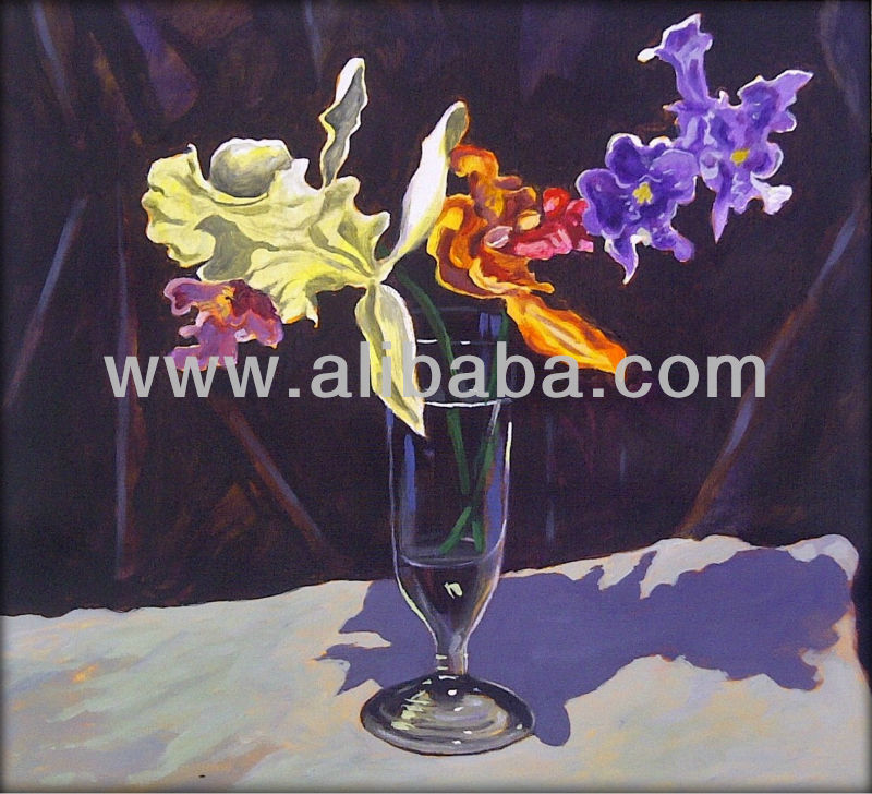 HOT Selling Canvas Handmade Painting