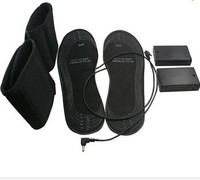 Heated Insoles & Remote ;Hunting Shoes, Ski Boots Foot Warmers, Hiking
