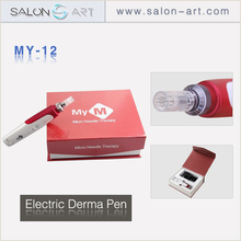 Popular derma pen microneedle pen derma stamp electric pen