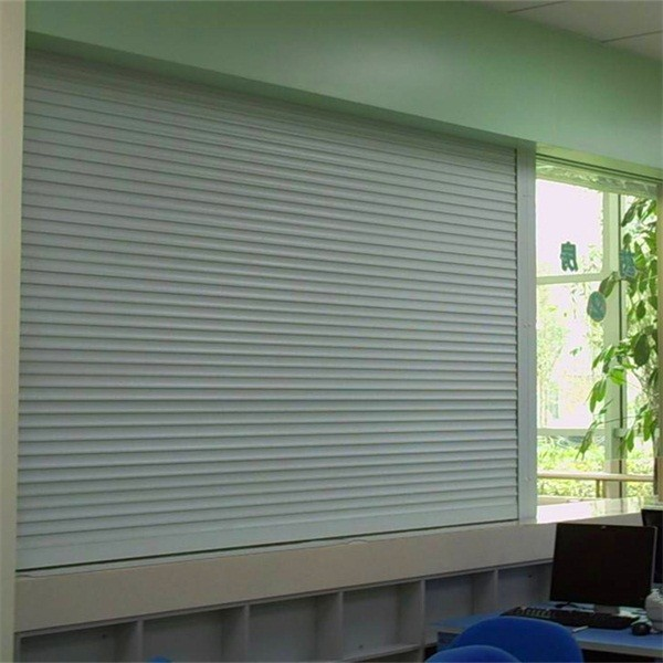 Fire Rated Aluminum Extrusion Roller Shutter