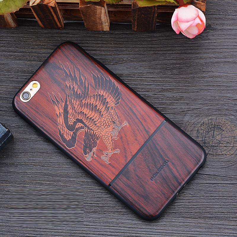New design mobile phone dragon jewelry silicon phone cover