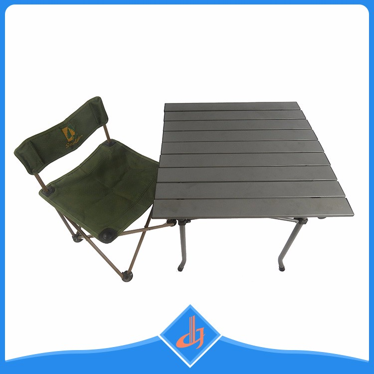 Wholesale convenient outdoor fold picnic table & chair