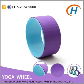 Hot Sale Yoga accessory China Factory Direct Supply ABS Yoga Wheel