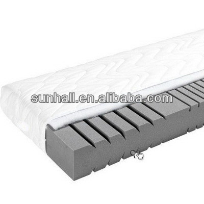 Top grade updated latex mattress polyester foam