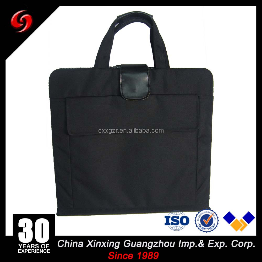 Bulletproof Ballistic Protective PE Briefcase with 600D Polyester for Government Officers Safety Protection