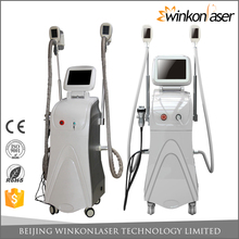 2017 deep fat reduction vertical 10.4 inch touch screen freezing fat cell slimming machine