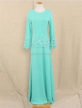 China manufacturer produce latest design muslim dress