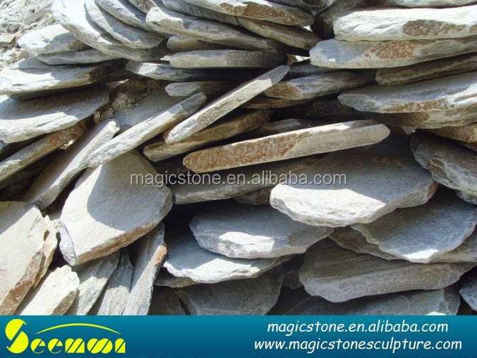 Natural Raw Stone Flooring Slate Price