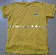 China supply free promotional t shirts for OEM