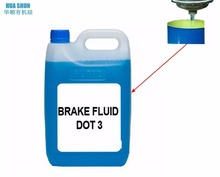 Super auto brake fluid plant dot 3 high boiling point