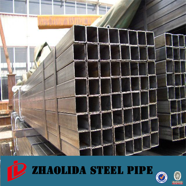 steel hollow tube ! pre galvanize steel hollow tube vietnam din 10219 hot dipped galvanized square hollow steel