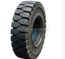 Top Seller Good Price Forklift Solid Tire 7.00-12 700-9, Solid Tires for New/Used Forklift